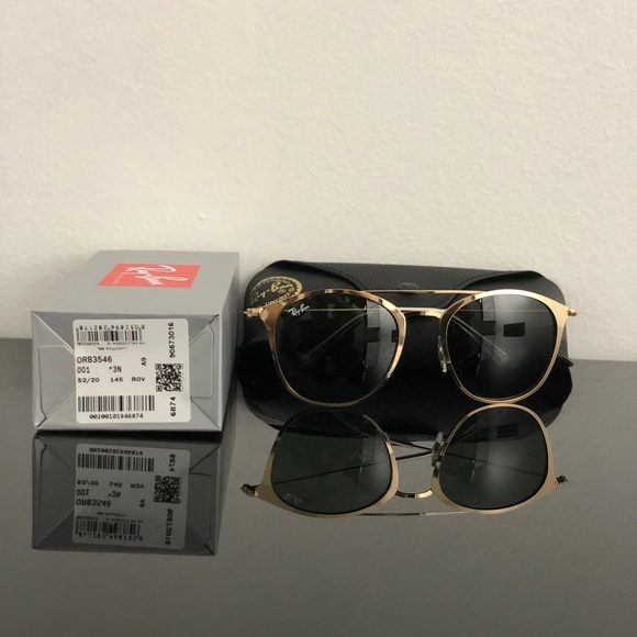 1eb490827c3 100% Authentic Ray-Ban Round Lens Sunglasses NWT